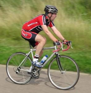 Cycling at Minet Park