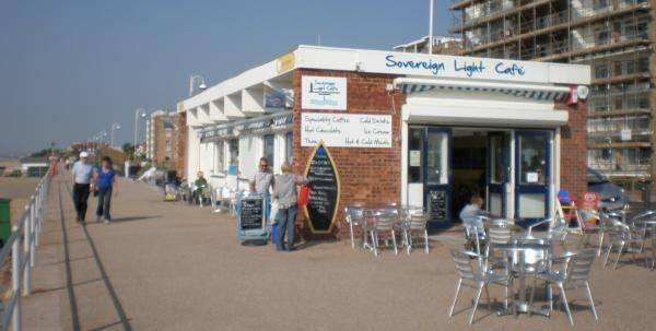 The Sovereign Light Cafe