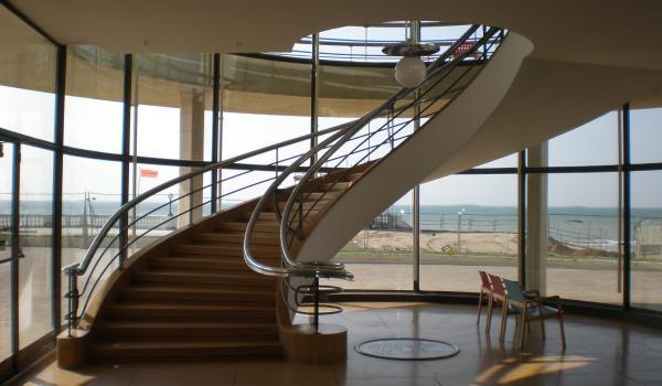 DLWP stairs