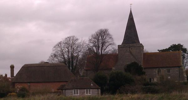 Clergy House and Church