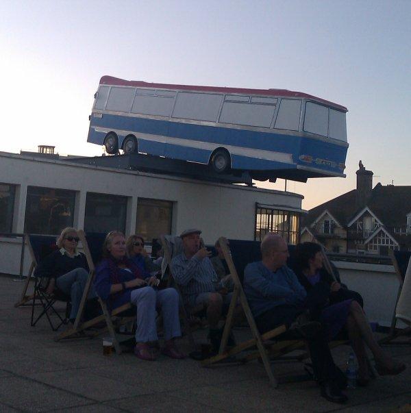 Eddie's bus