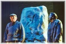 Paul Beech as John Shepard and Robin Simpson as Terry