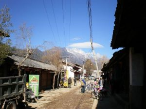 Baisha main street