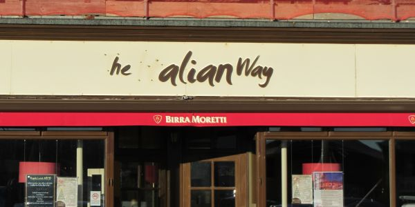 Storm damage leads to Bexhill's first restaurant dedicated to male extra terrestrials